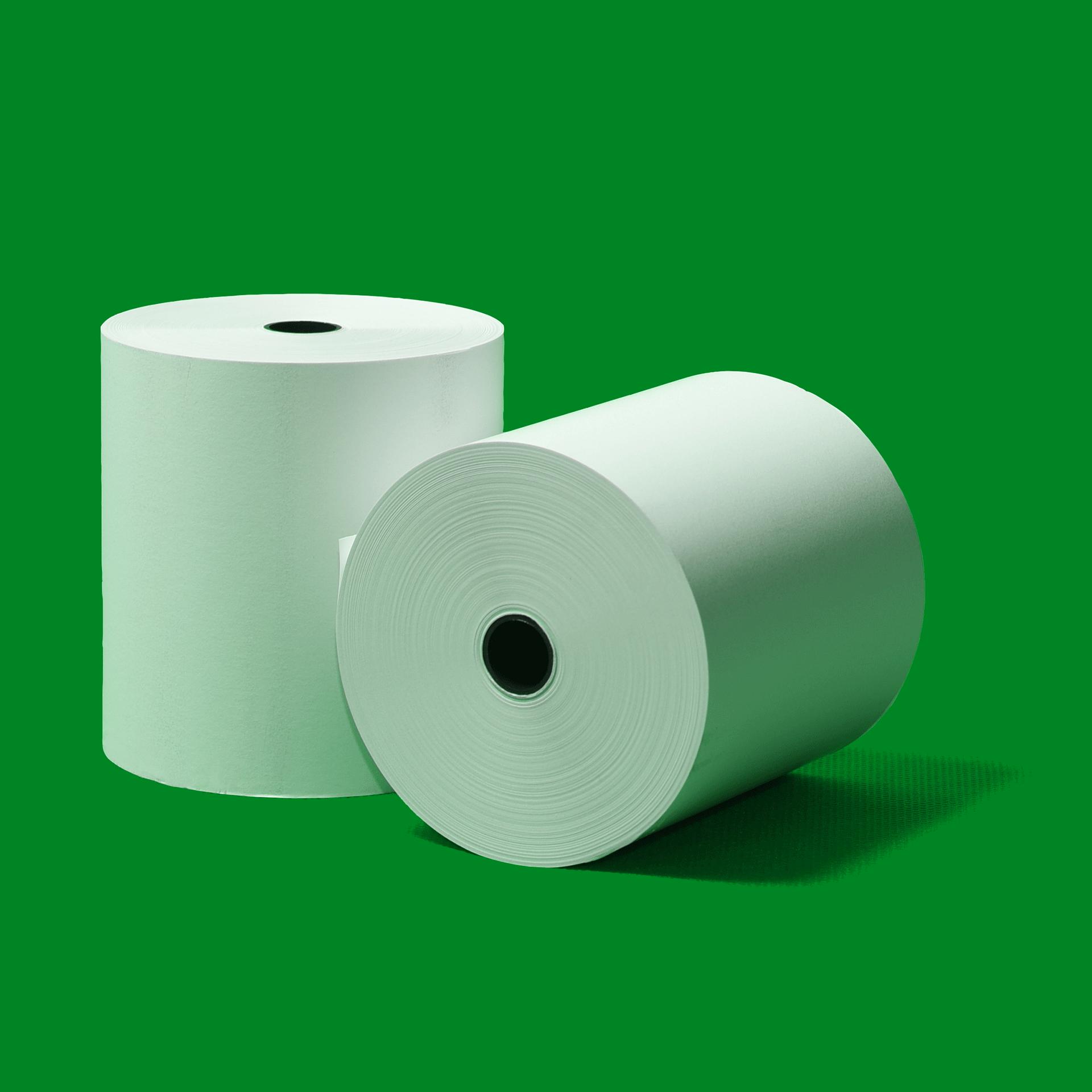 Чековая лента 80 мм термо